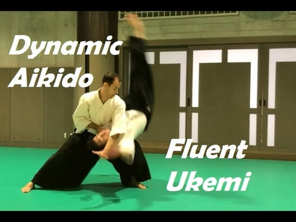 Dynamic Aikido Fluent Ukemi