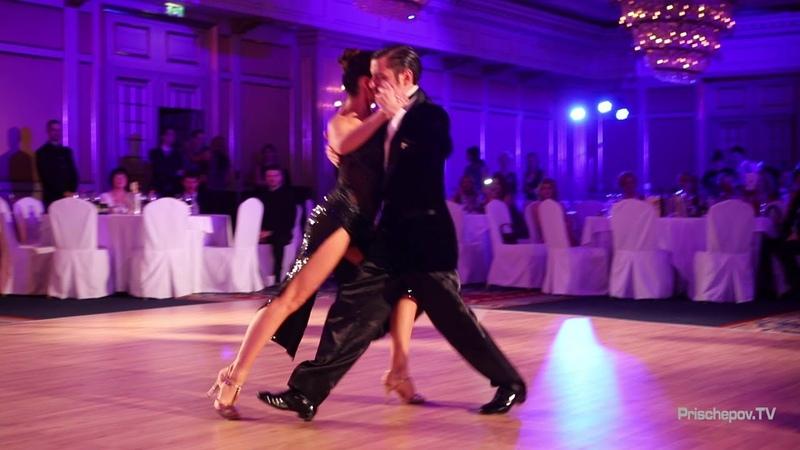 Yanina Valeria Quiñones Neri Luciano Piliu 2 3 Tango Ball The Ritz Carlton 12 12 2015
