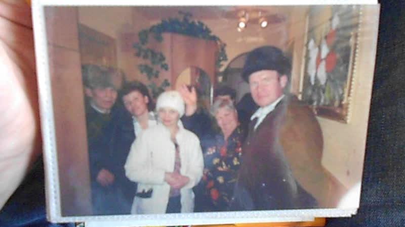 Фотоальбом 2 Мордва в сборе на заднем плане слышна мордовская речь