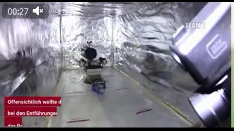 ⚠️FOLTERKAMMERN in Rotterdam NL entdeckt Für Entführungen angefertigt Polizei entdeckt Folterkammer in Container