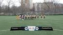 Коруна 4 - 2 FootballStart (Обзор матча)