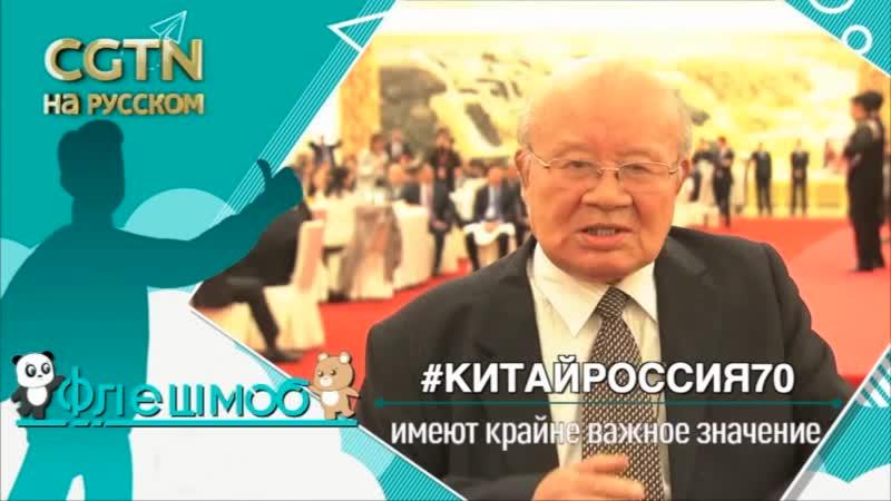 Лайк дружбе Китая и России: Чжан Чжэнь