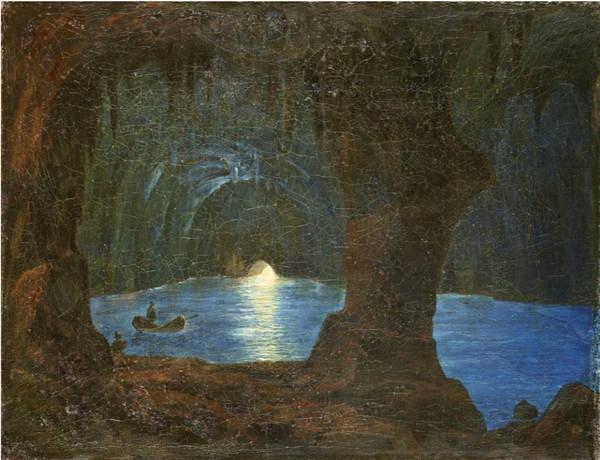 ГОЛУБОЙ ГРОТ ОСТРОВА КАПРИ Голубой грот, он же живописный Лазоревый грот Grotta Azzurra жемчужина острова Капри. Это морская пещера, через которую проходит вода, освещаемая таким образом, что