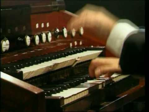 J S BACH Sinfonia de la Cantata Wir danken dir BWV 29 Organista Juan Paradell Solé
