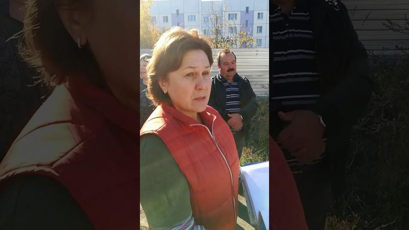 ЧП в Н.Усмани 16 октября 2019 г.