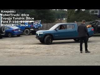 Big Look Auto - Интересно об автомобилях РАЗБОР: Почему Tesla CyberTruck лучше чем Ford F150