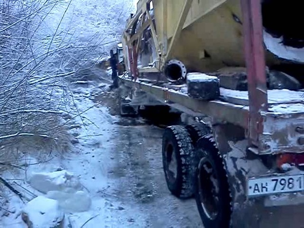 2 Дорога Таксимо Северобайкальск