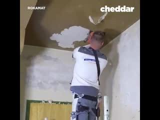 Снимает обои на раз два - Заметки строителя