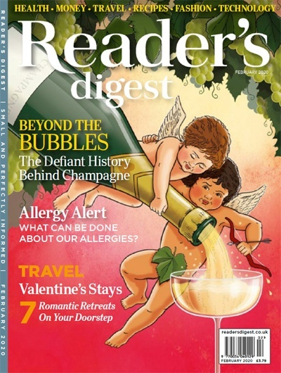 Readers Digest UK February 2020