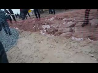Задержание митингующих Шиес 2(Казань)