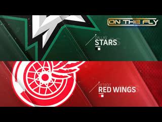 Stars - Red Wings 10/06/19