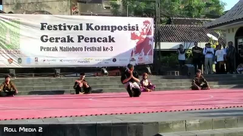 Pencak Silat KPS Nusantara Muntilan Kartika Nusa Muntilan Juara 1 Pencak Mal
