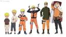 Những Hình Ảnh Lúc Nhỏ Và Lớn Của 15 Nhân Vật Trong Naruto
