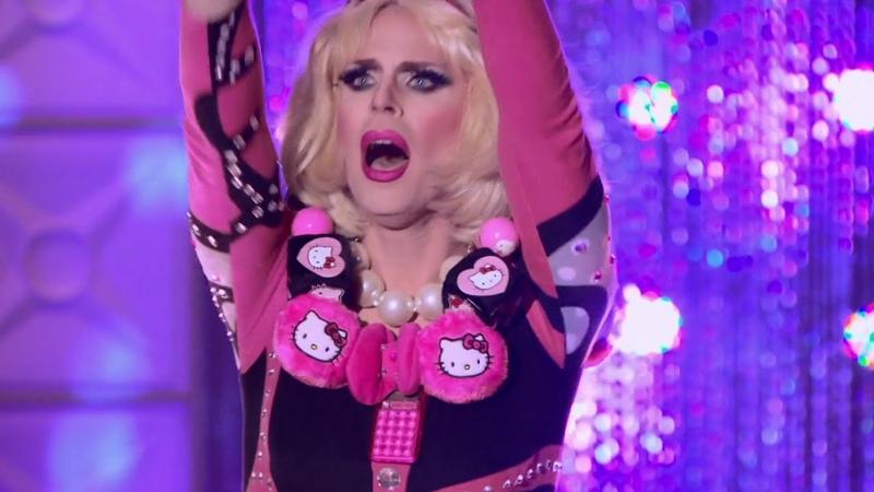 Katya Vs Kennedy - Roar Lipsync HD   RPDR Season 7 Episode 11