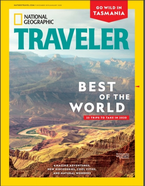 2019-12-01 National Geographic Traveler Interactive