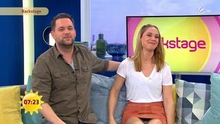 Nackt Alina Merkau  Deutsch tv