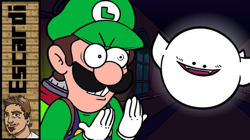 Luigi is Scared [ Spanish Fandub ]