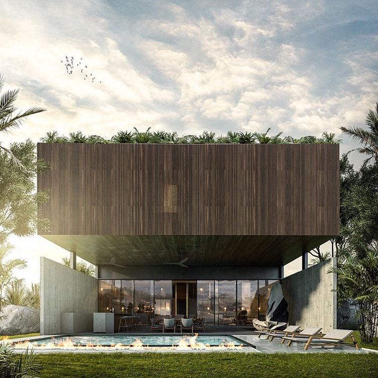 Luxury Mayan Villa