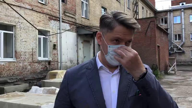 Прямая трансляция глава Ижевска о проведении Большого ремонта в больницах 30 июня