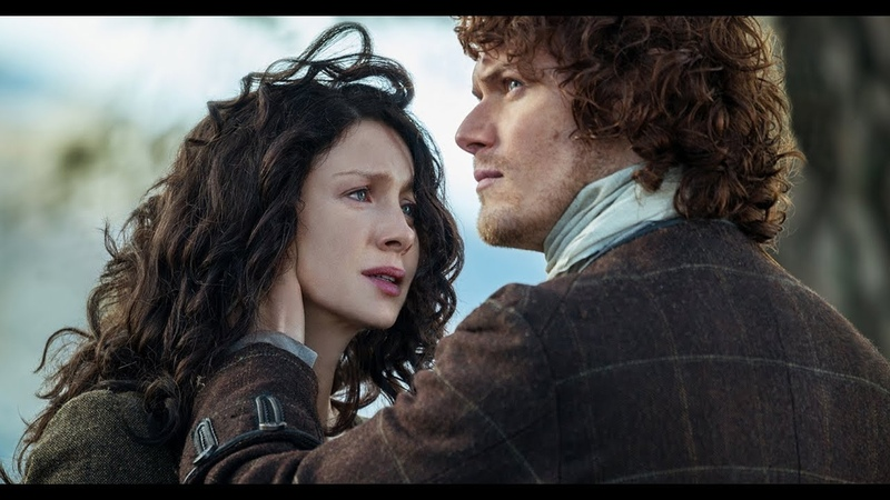 Show Must Go On, Outlander Jamie and Claire