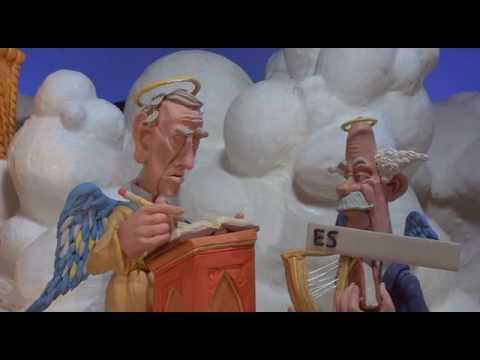 Captain Stormfield's visit to heaven Captioned