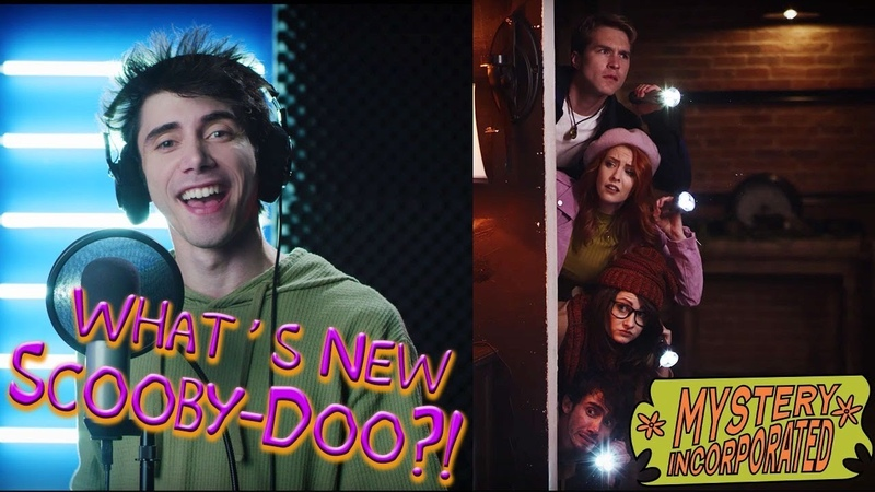 What's New Scooby Doo Official Cover Video 4K Mystery Incorporated 2020