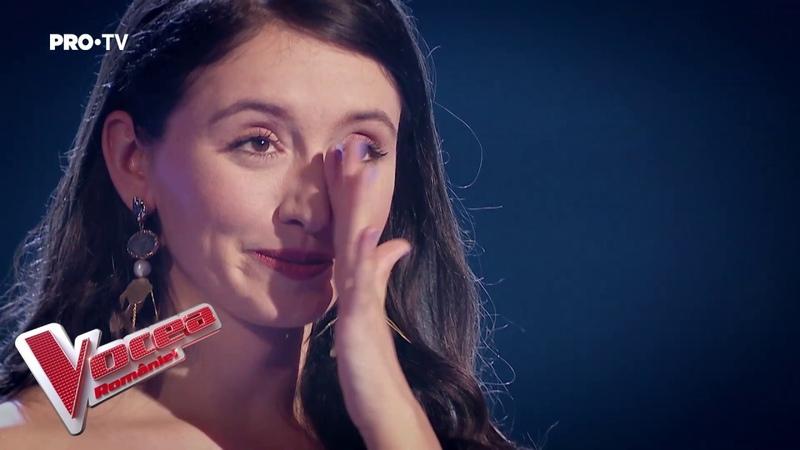 Marina Arsene - Dream a Little Dream of Me | Auditiile pe nevazute | Vocea Romaniei 2019