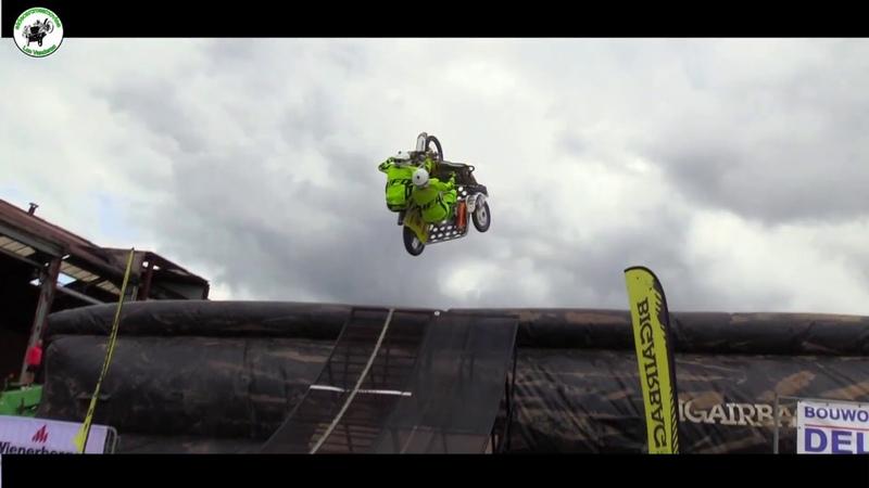 Sidecarcross jump 2019