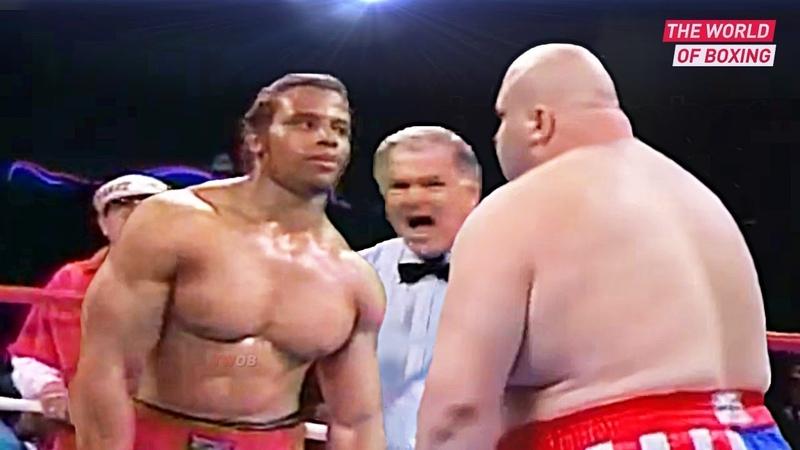 Eric Butterbean Esch The Legendary Power in Boxing