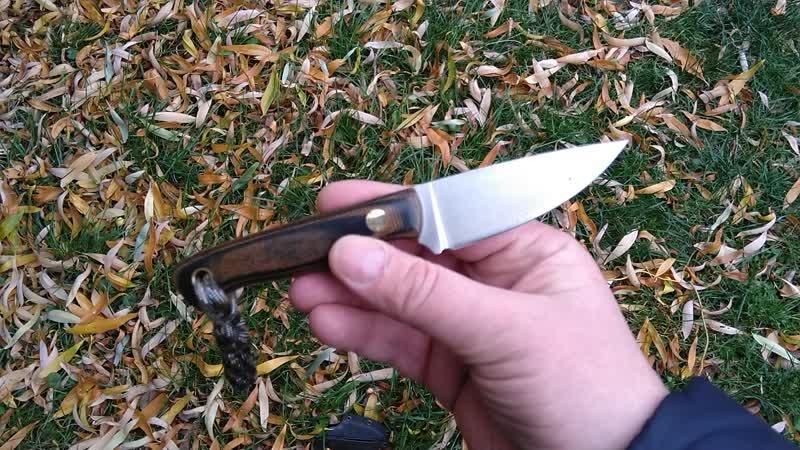 Нож Термит Южный Крест, N690, micarta.