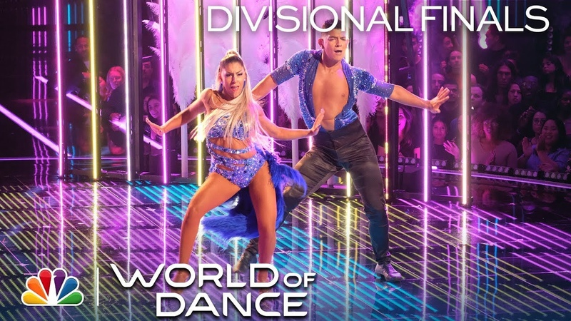Karen y Ricardo Defy Physics to Bemba Colora - World of Dance 2018 (Full Performance)