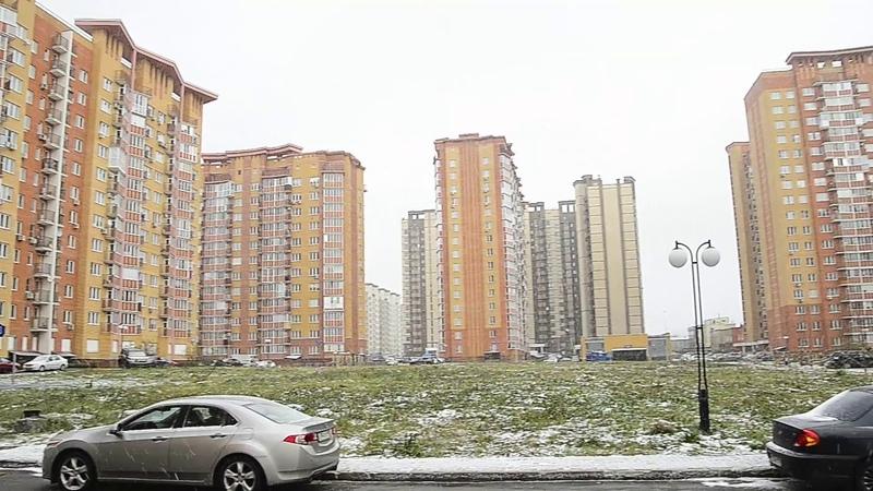 ЖК «Гусарская баллада», Одинцовский городской округ. Введен в эксплуатацию в декабре 2018 года