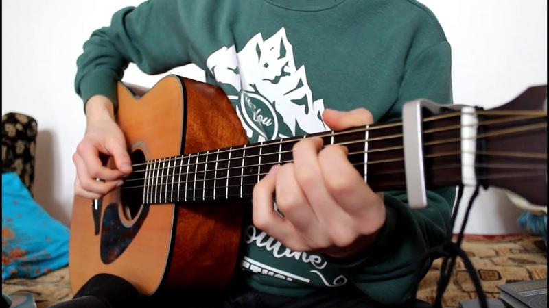 PYROKINESIS Сестра Каста Remix Guitar cover