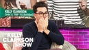 Dan Levy Dies Of Embarrassment Watching An Old Interview With Kelly Clarkson