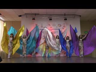 Танцы 21 2 зал 2 отделение bollywood oriental tabla
