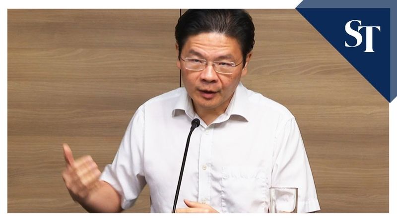 Lawrence Wong on Covid 19 'circuit breakers' The rules are very clear Sacrifices have to be made