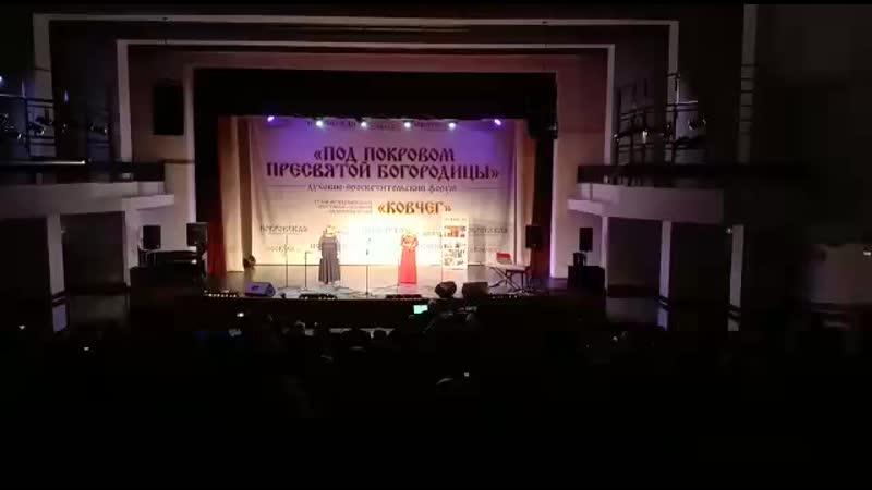 Гала-концерт, ты моя, ковчег - Шедогубова Наталья и Шедогубова Анастасия
