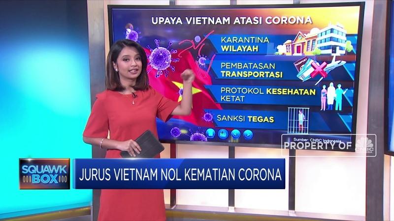 Jurus Vietnam Nol Kematian Corona