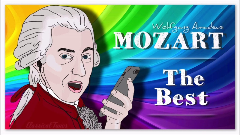 5 HOURS The Best Of Wolfgang Amadeus Mozart The Classical Music Master