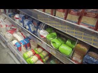 В торговых сетях Саратовской области стабильная ситуация с продуктами питания