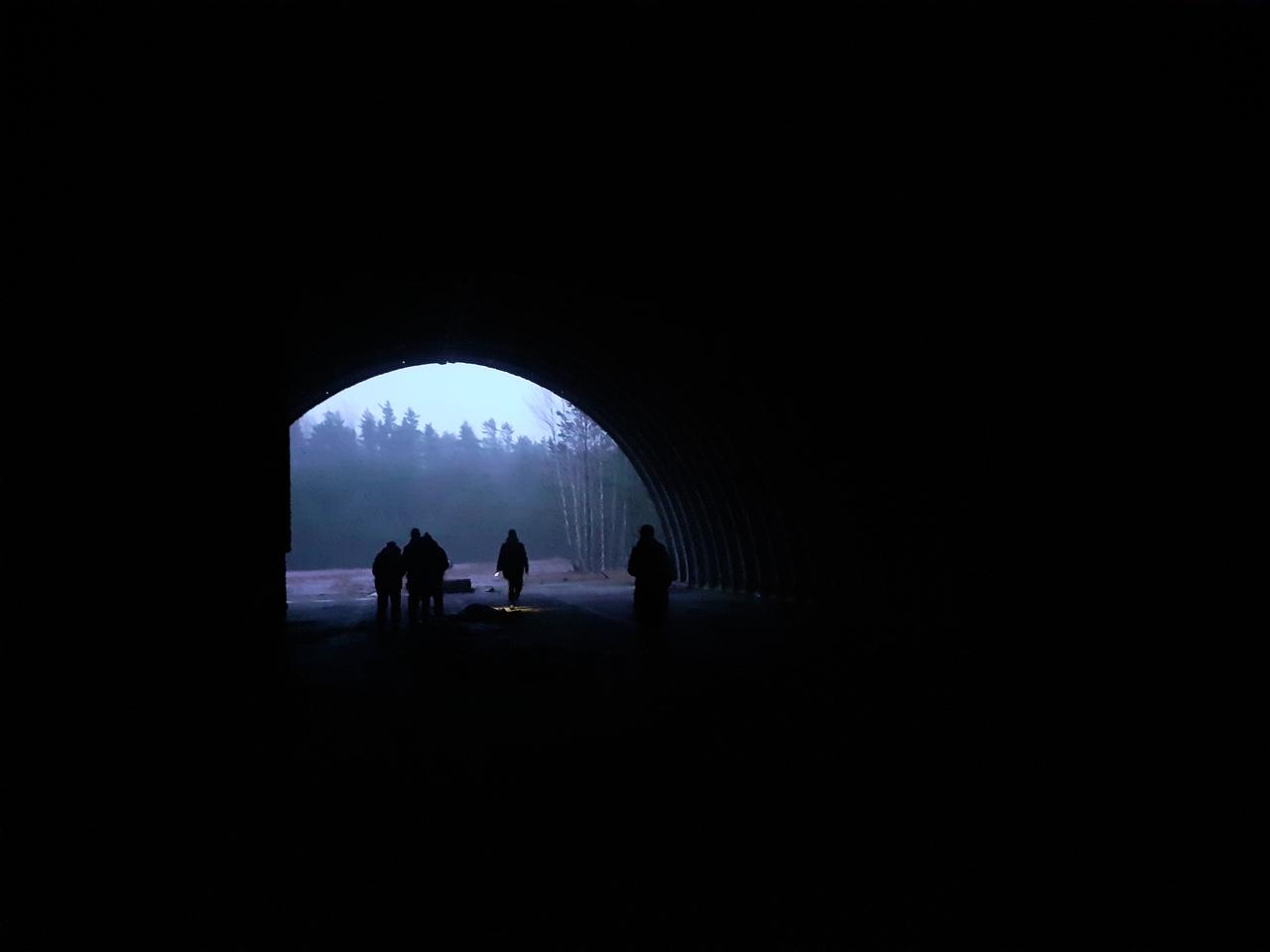 Поселок-призрак Вещево. Заброшенная воинская часть. Заброшенный военный аэродром.