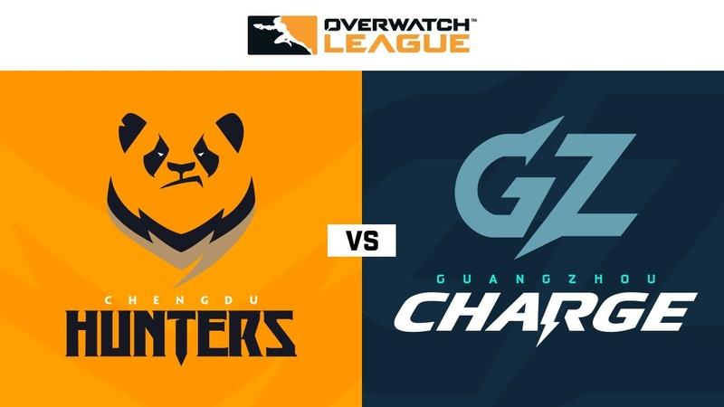 Rebroadcast Quarter Final A Chengdu Hunters vs Guangzhou Charge Summer Showdown APAC Day 1