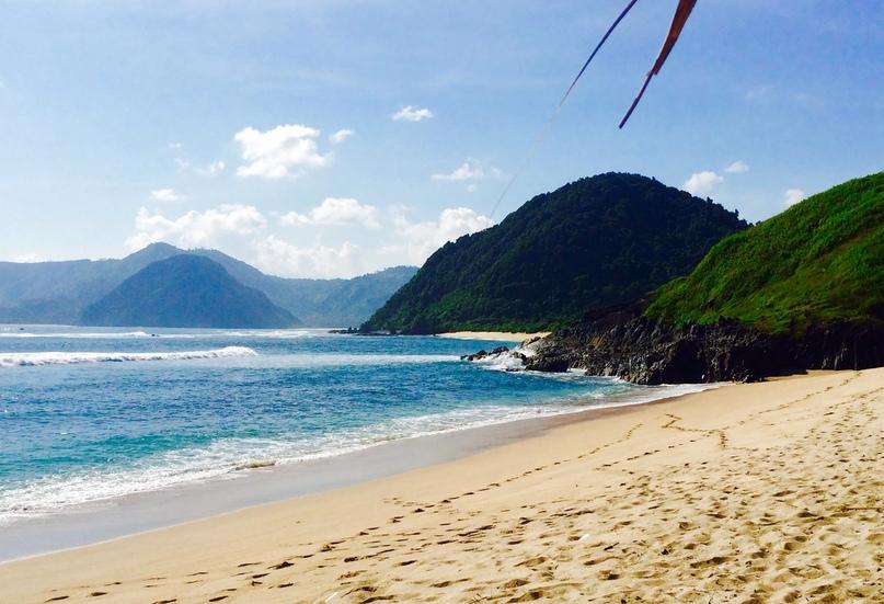 Лучшие пляжи на острове Ломбок (Индонезия), изображение №3