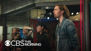 """Saturday Sessions: Hozier performs """"Nina Cried Power"""""""