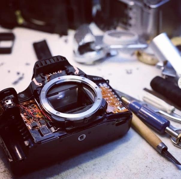 пожалуйста ремонт фотоаппарата академическая простое, что