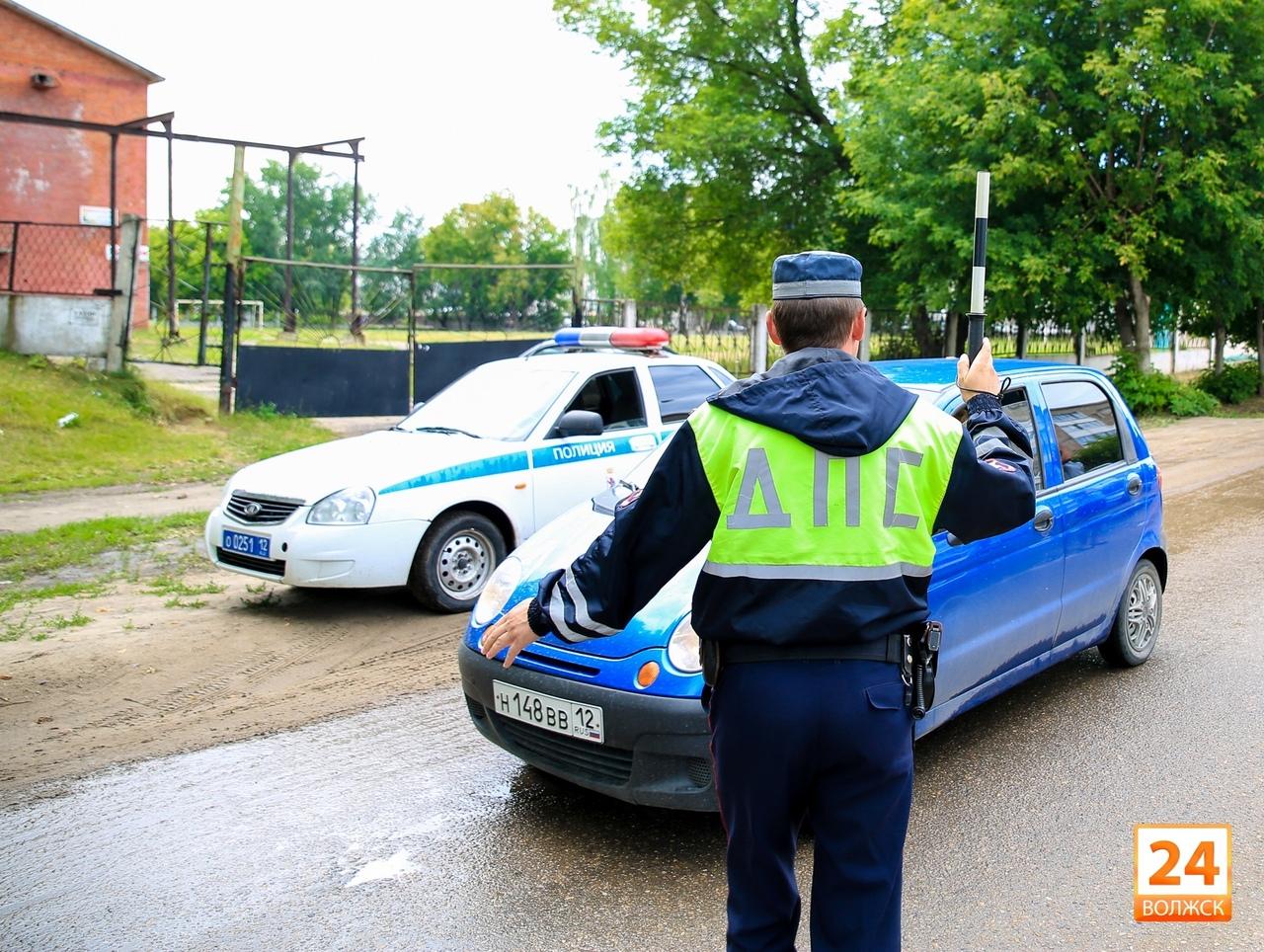 В Волжске два водителя заплатят штрафы за нарушение правил перевозки детей