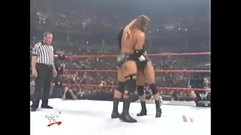 WWF Chyna vs Triple H 1999