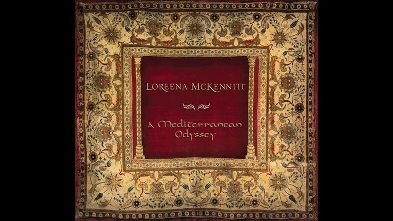 LOREENA MCKENNITT The Mystic's Dream A Mediterranean Odyssey 2009