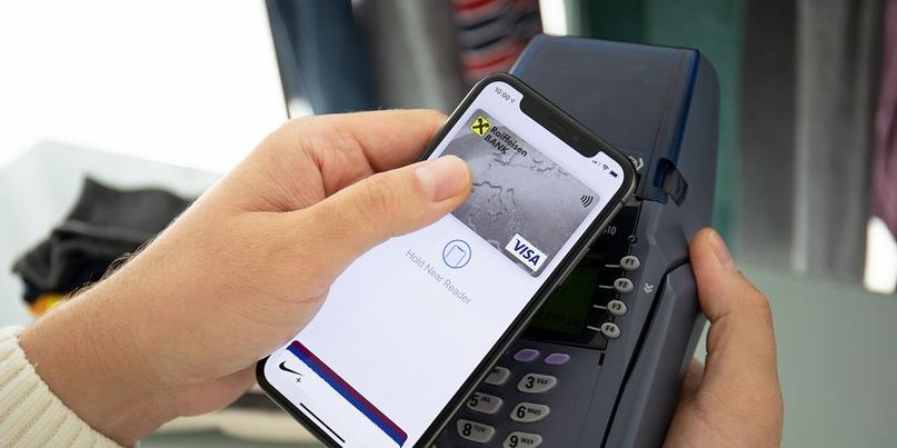 «Бесконтактная» оплата с помощью смартфона в Беларуси, изображение №1