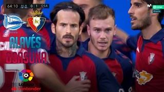 Alavés 0-1 Osasuna | GOL de LATO | Narración en Directo | Movistar LaLiga | 24/06/2020*
